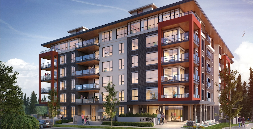 New UBC project is North America's first 'luxury timber' condo building