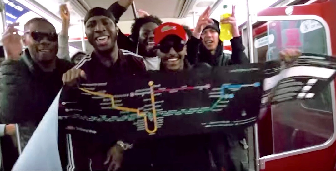 Police investigating after music video released threatening the TTC