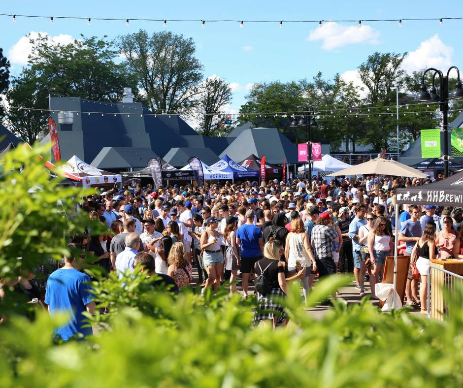 76 amazing events and festivals in toronto to check out for Craft beer festival toronto