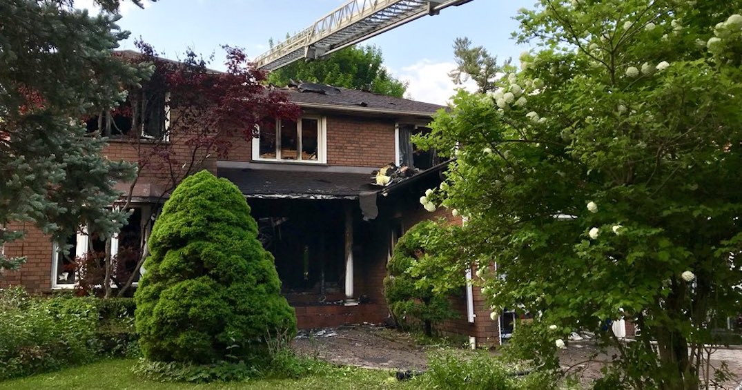 18-year-old dead, 3 injured after fire in Scarborough student home