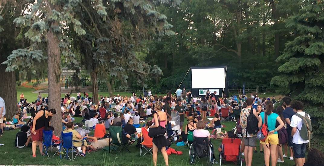 Movie nights in the Beach Village return this summer