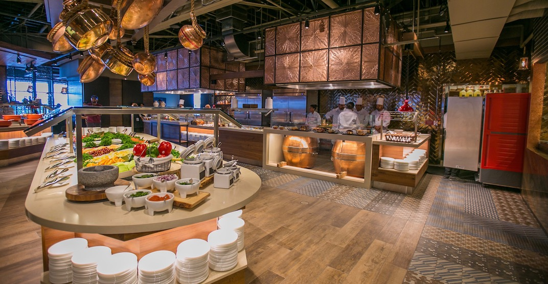 North America's largest Indian buffet opens in Metro Vancouver this week