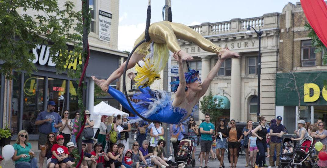 Toronto's largest summer solstice event is taking over Dundas West next month