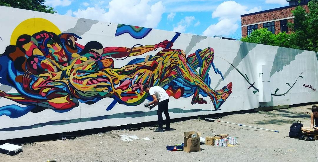 Montreal to vote on Quebec artist's new mural for the Village
