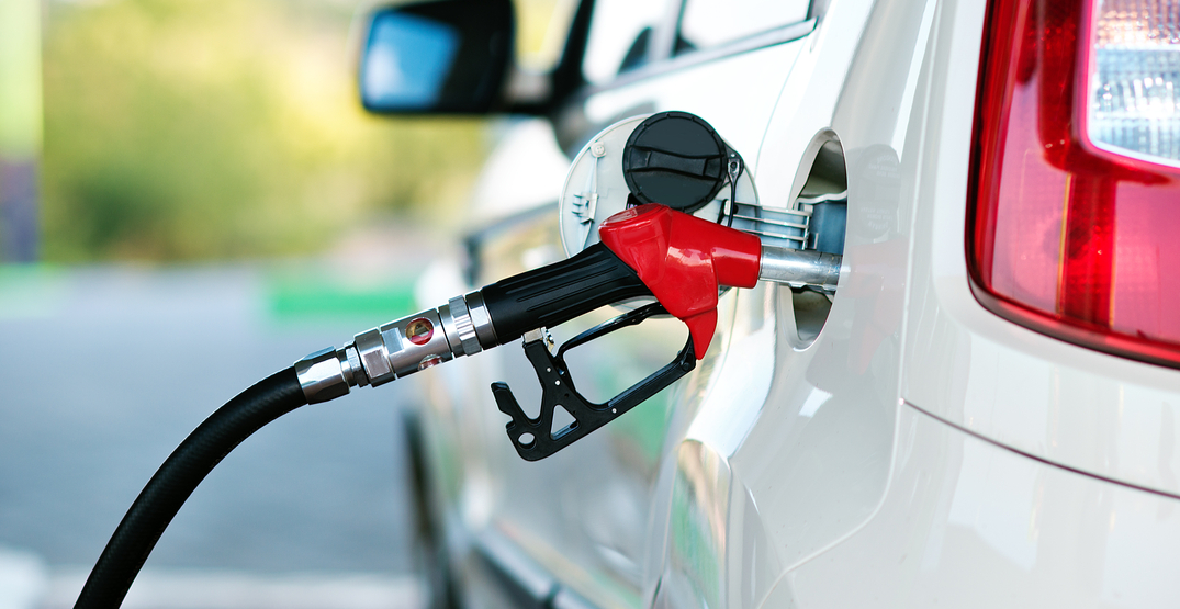 90% of British Columbians think rising gas prices are a serious problem