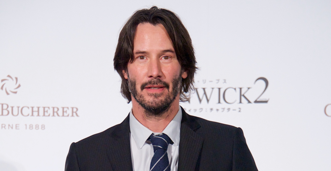 Keanu Reeves to film in Vancouver for upcoming Netflix rom-com