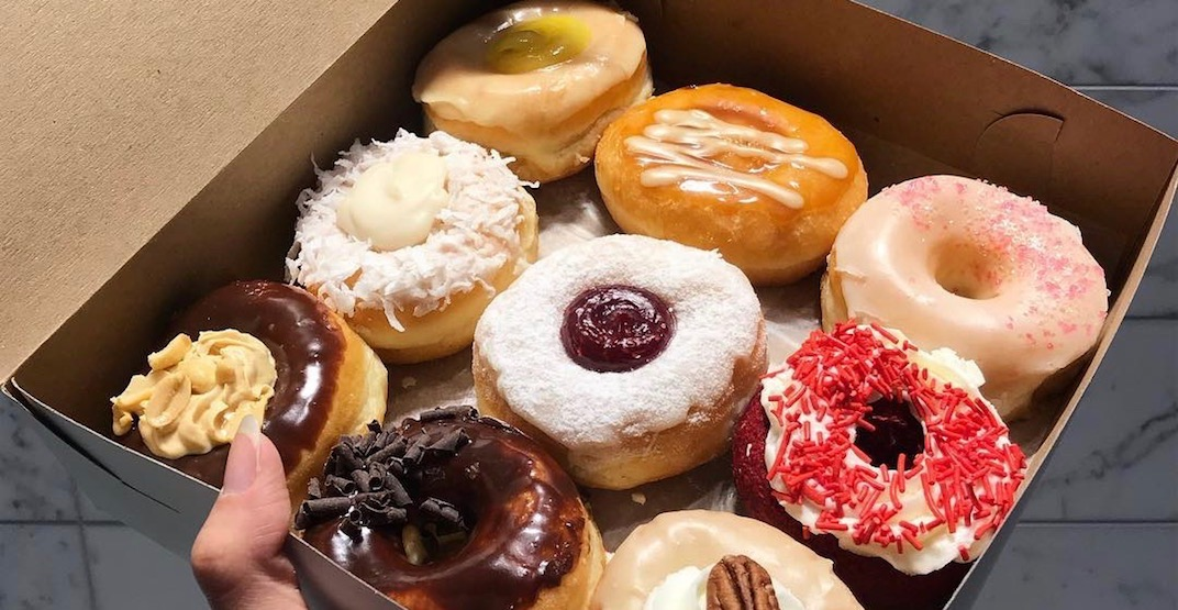 6 must-try doughnut spots in Calgary   Dished