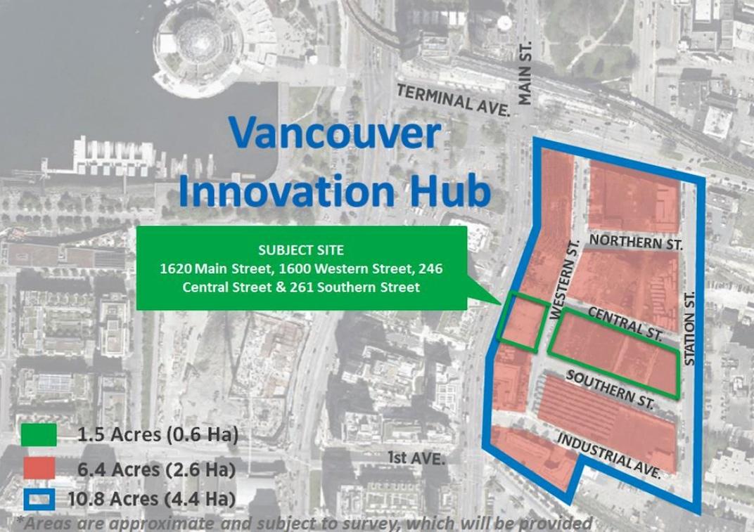 Vancouver Innovation Hub