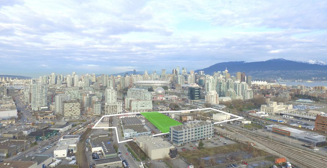 Vancouver seeking 'innovative' proposals for False Creek Flats tech and arts hub