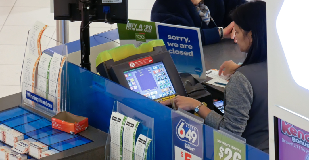 BCLC allows BC's largest Lotto 6/49 winner to stay anonymous