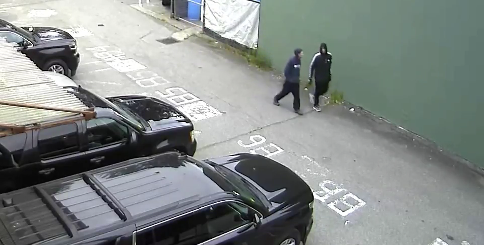 Vancouver Police searching for person-of-interest in targeted double shooting