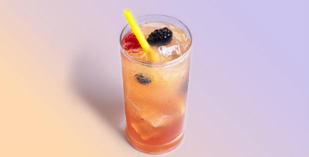 Melon berry iced tea lemonadeblenz