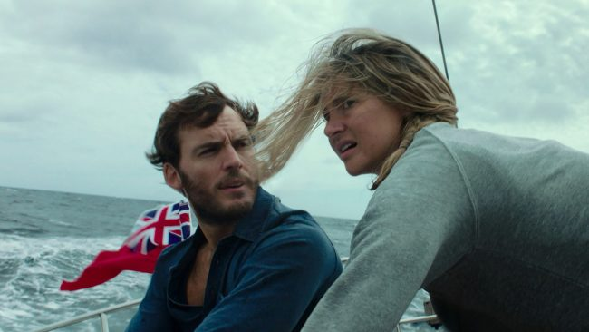Shailene Woodley and Sam Claflin shine in Adrift.