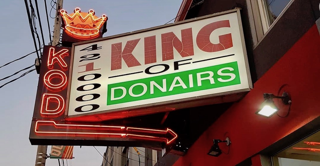 King of Donair looking to open 3 locations in BC, owner says