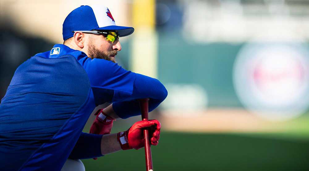 Kevin Pillar took an unlikely path to Major League Baseball with Blue Jays