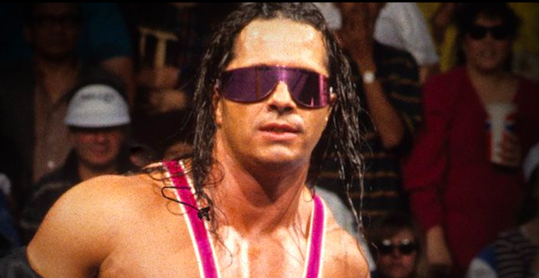 Bret 'the Hitman' Hart deserves to be on Canada's Walk of Fame