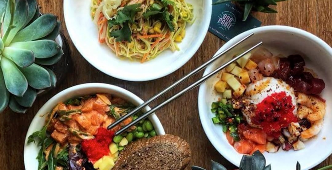 Montreal just got a new spot for amazing poke bowls