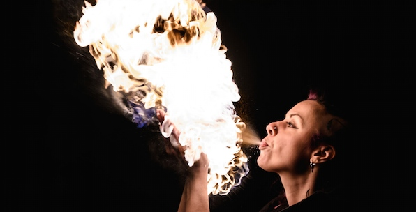 Get lit at Canada's first school of fire arts starting this month