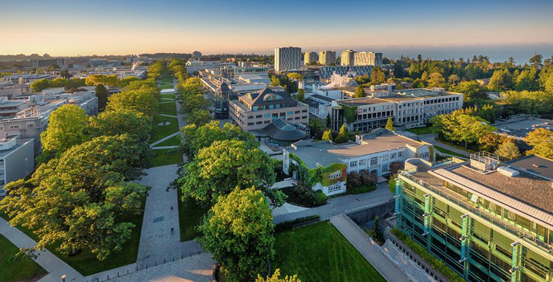 UBC ranked number 1 in the world for its efforts on climate change