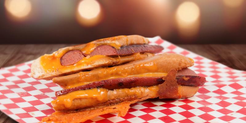 Calgary Stampede food 2018