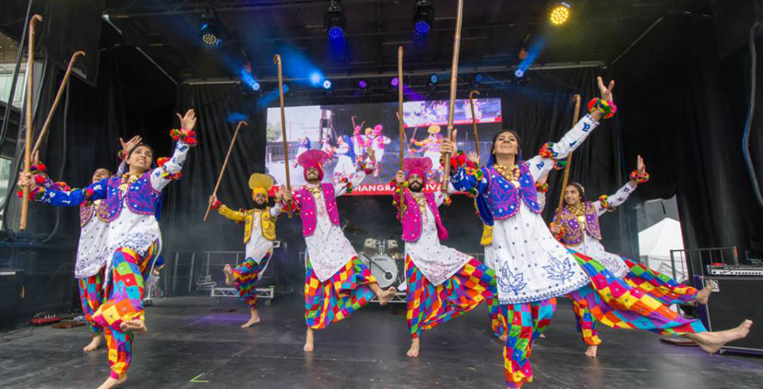The City of Bhangra Festival returns to Metro Vancouver next week