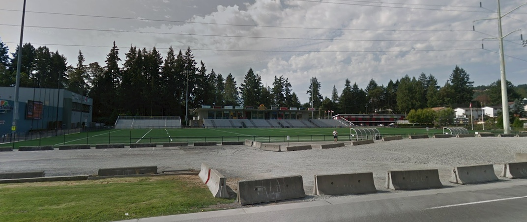 Westhills Stadium Langdale Victoria