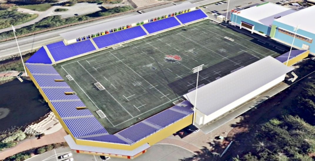 New major soccer stadium proposed for Victoria area
