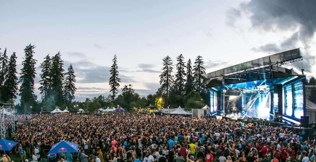 Fvded in the park surrey