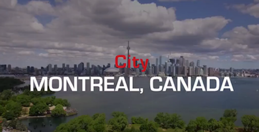 Ferrari ridiculed after posting image of 'Montreal' showing Toronto skyline