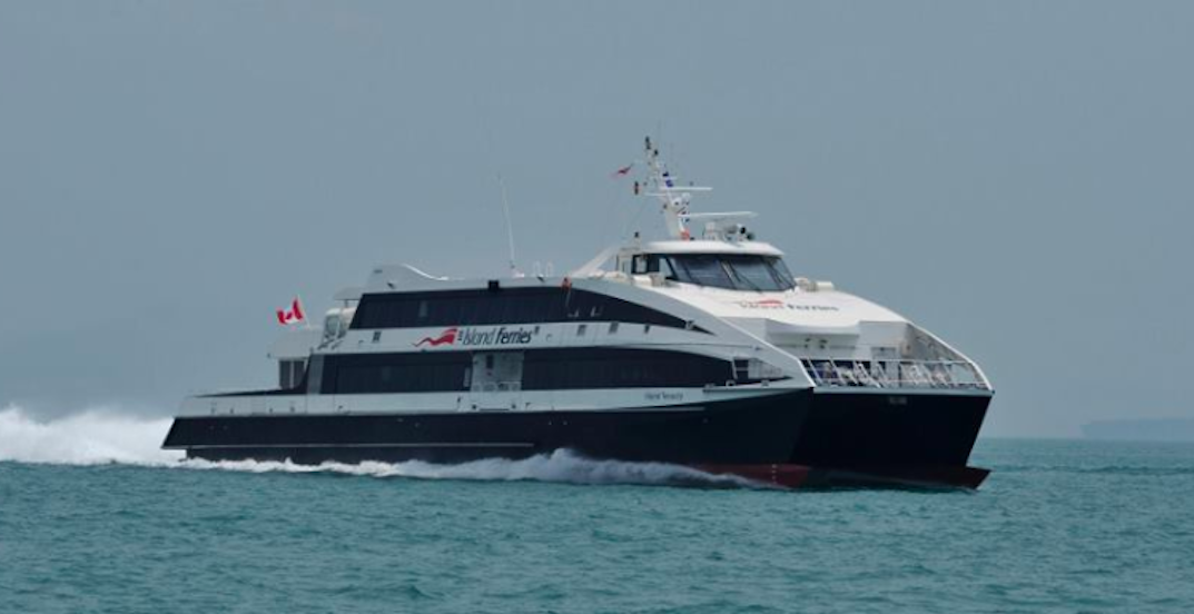 New Vancouver-Nanaimo high-speed ferry will launch from SeaBus terminal