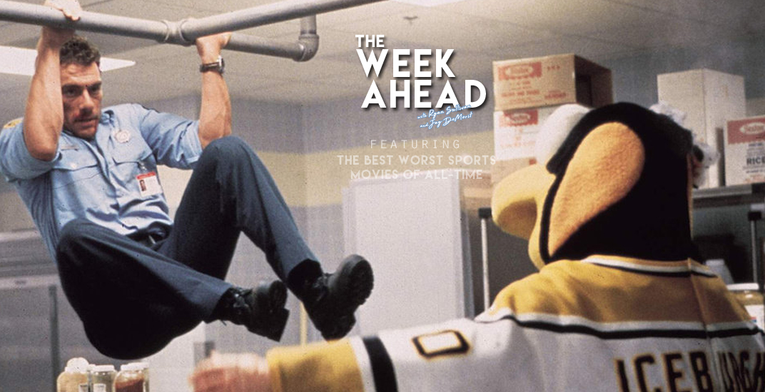 The Week Ahead: Counting down the top 5 best worst sports movies of all-time