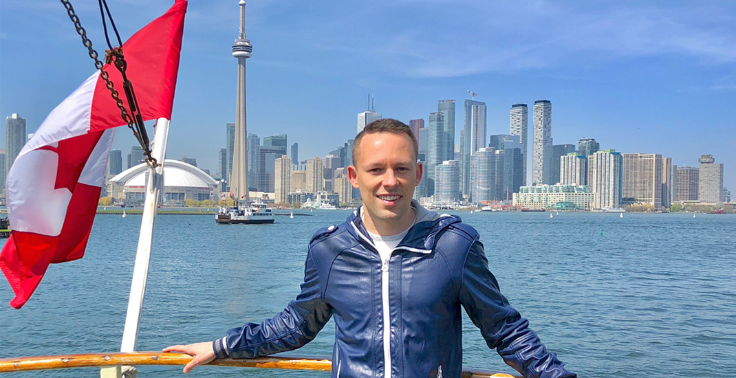 Connecting Canada: Traveller, video-creator, and YouTube personality Josh Rimer