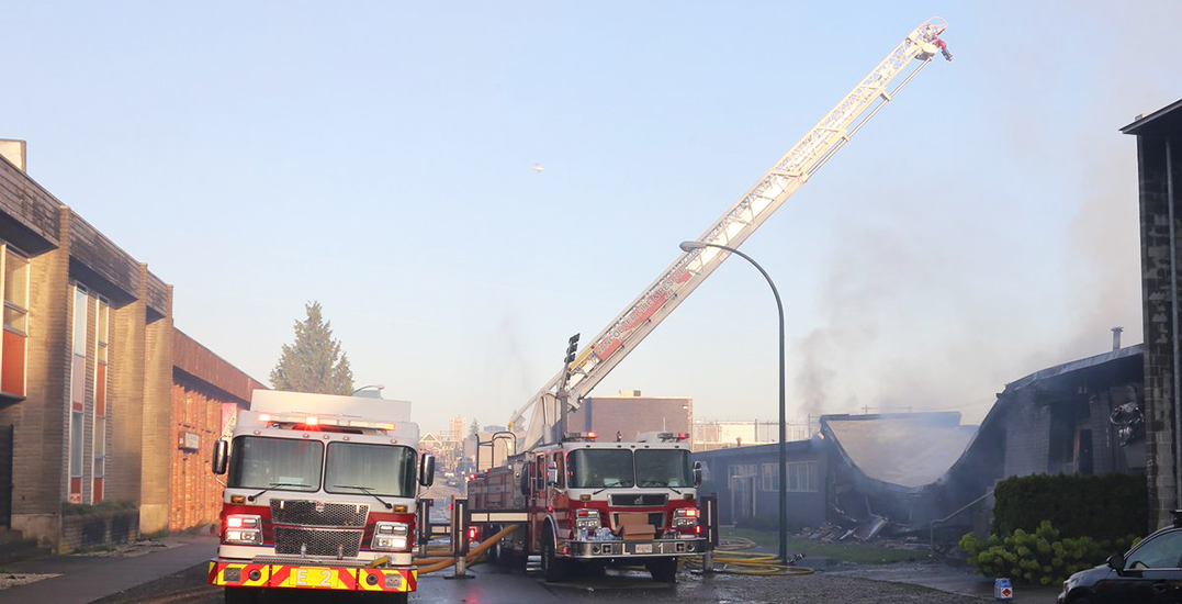 Vancouver fire rescue