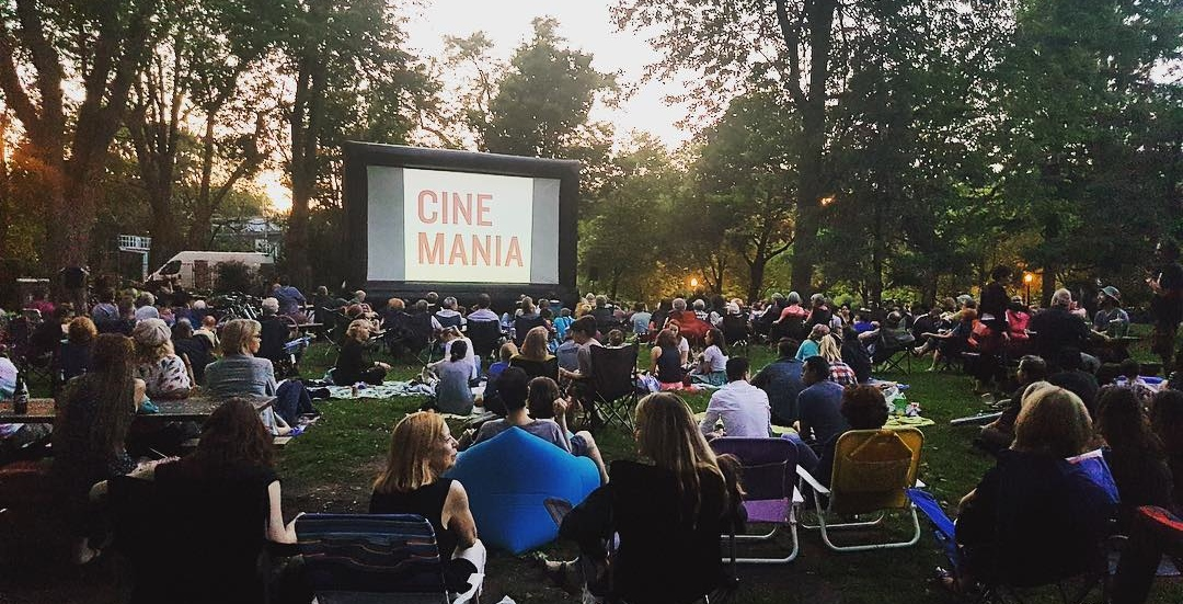 A FREE outdoor French film festival is coming to Montreal all summer