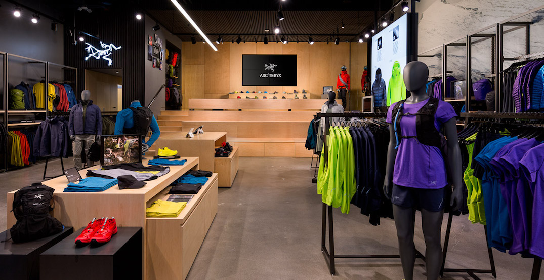 Calgary is about to see the grand opening of its first ever Arc'teryx store