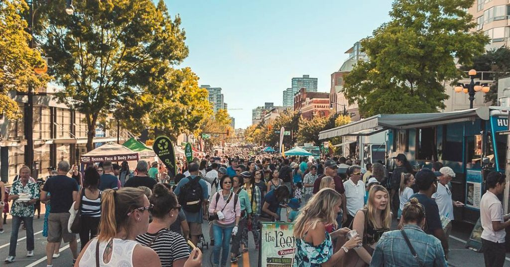 Columbia StrEAT Food Truck Fest