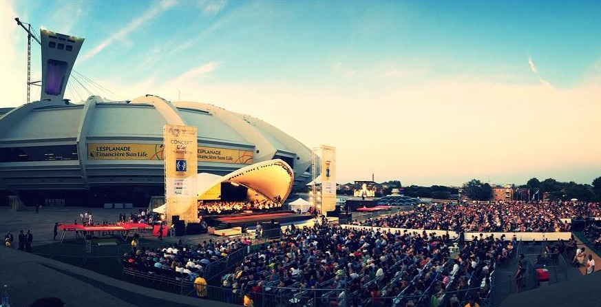 The Montreal Orchestra is performing a FREE show at Olympic Stadium this summer