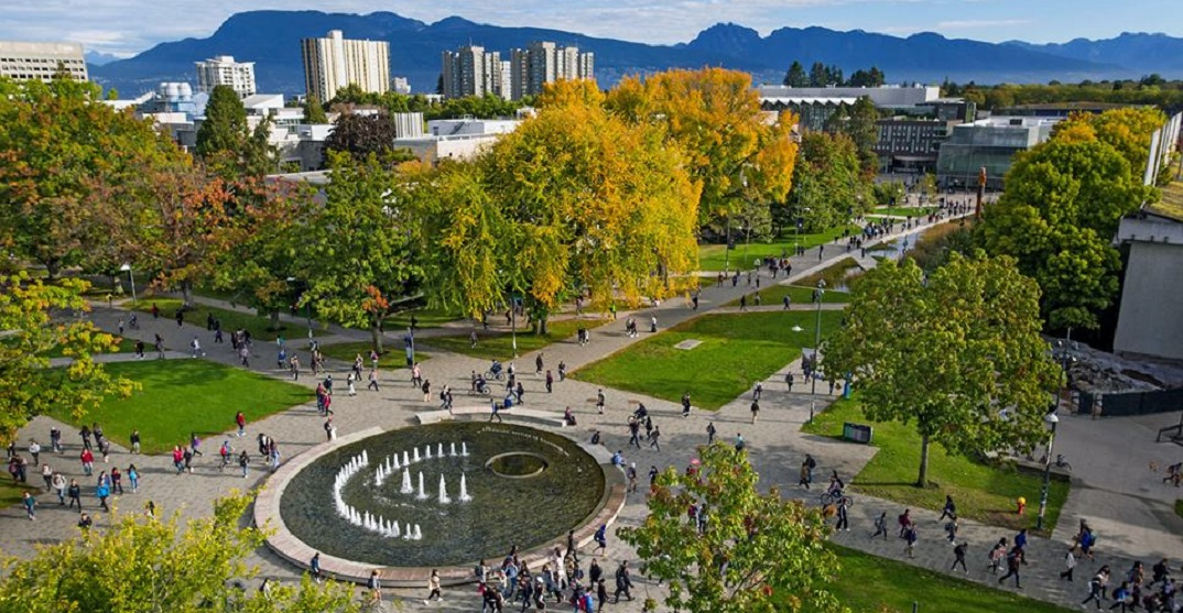 Black student alleges racial profiling at UBC academic conference