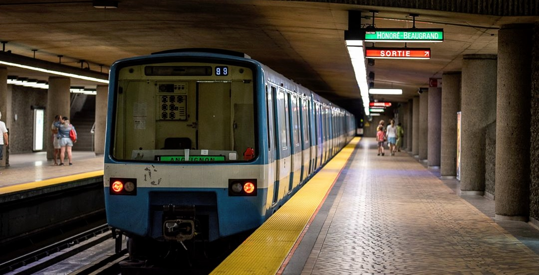 Climb aboard Montreal's classic metros during their farewell tour this month