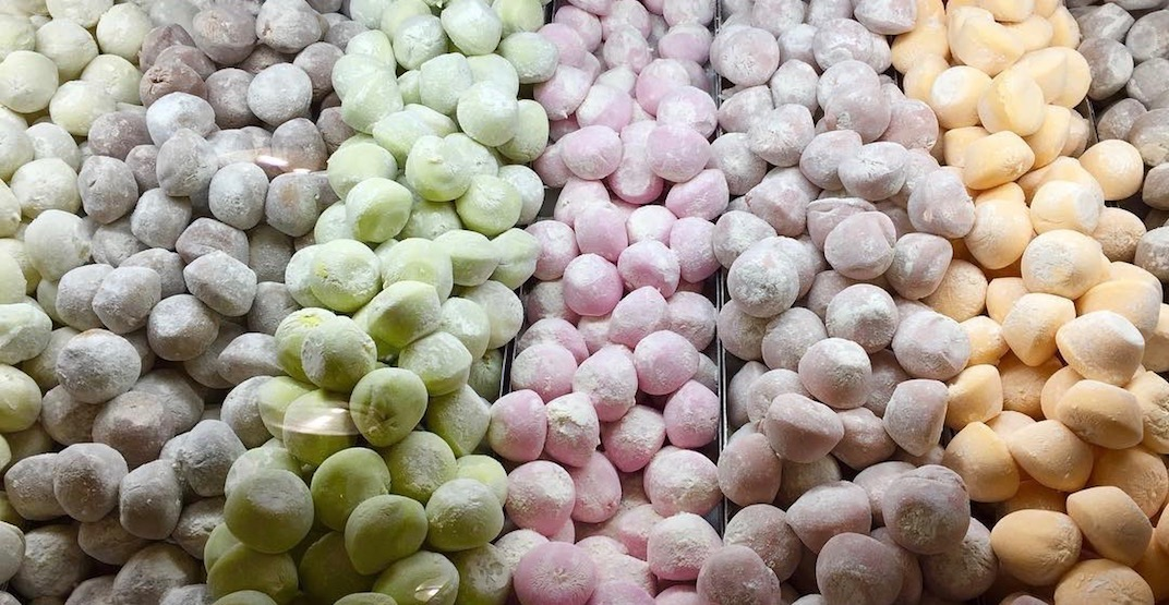 Whole Foods' mochi ice cream bar is now in five BC locations