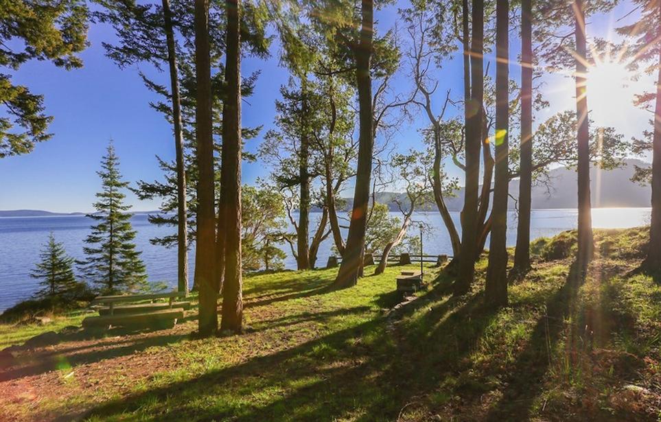 Oprah Winfrey Estate Home Orcas Island