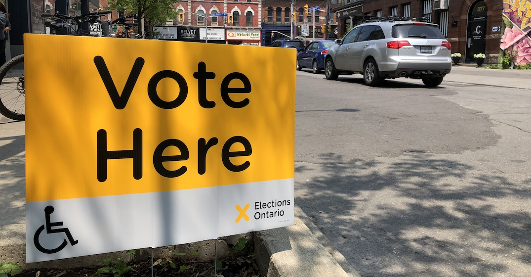 A Toronto-based website tells voters how to strategically vote against Doug Ford
