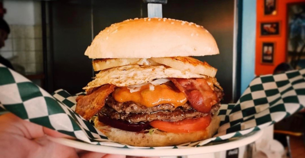 This is your essential list of the best burgers in Calgary