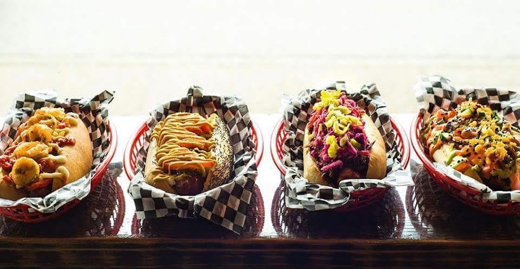 Here's where to get the best hotdogs in Vancouver
