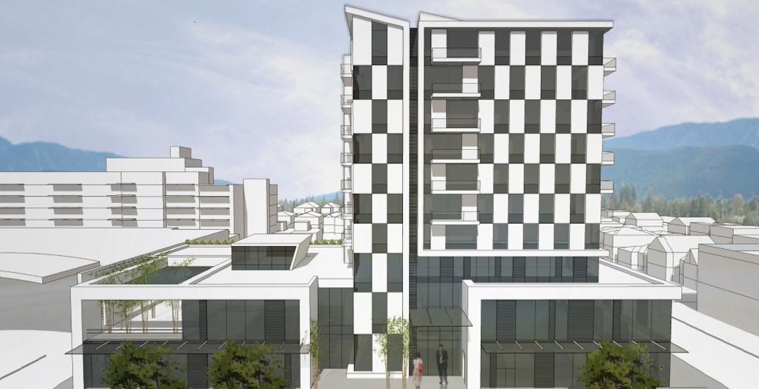Four residential projects approved by Vancouver City Council this week