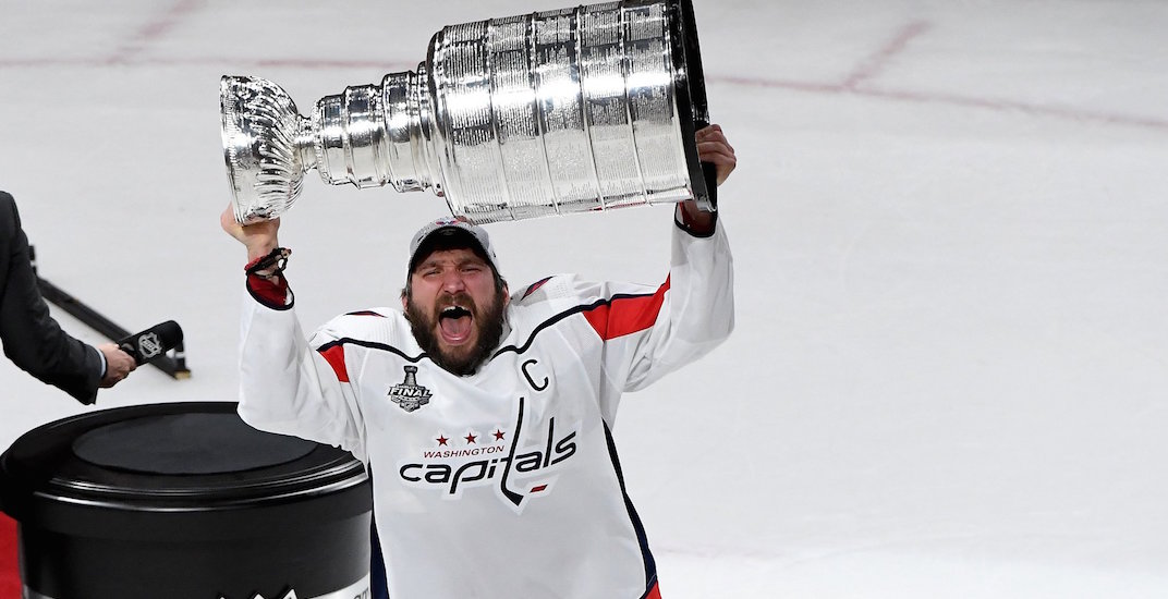Washington Capitals win their first-ever Stanley Cup