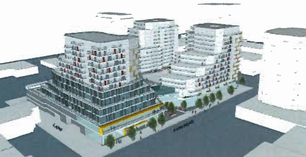 Park Village strip mall in Richmond City Centre could be redeveloped