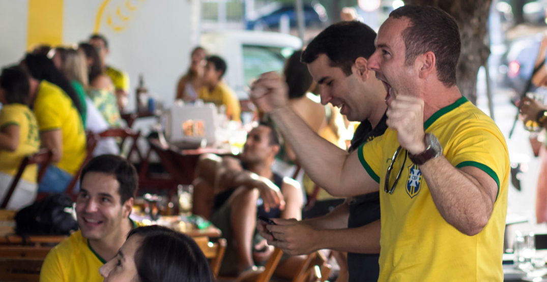 Where to cheer on Brazil in Toronto during FIFA World Cup