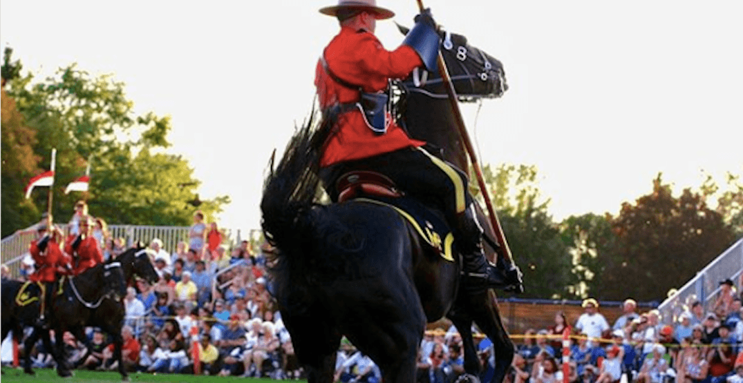 RCMP Musical Ride coming to various Ontario communities this summer