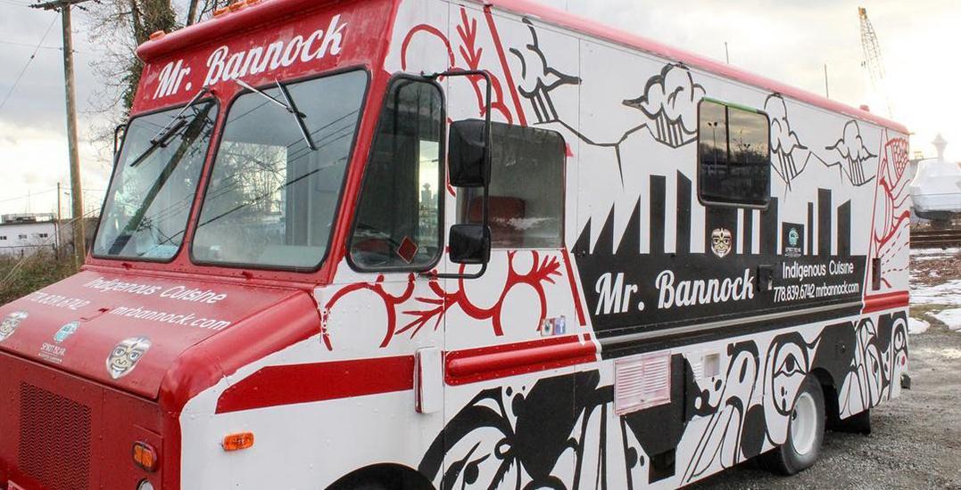 Mr bannock truck